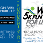 2019 Walk and 5K Fun Run for Life
